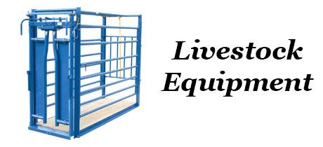 Livestock Equipment for sale